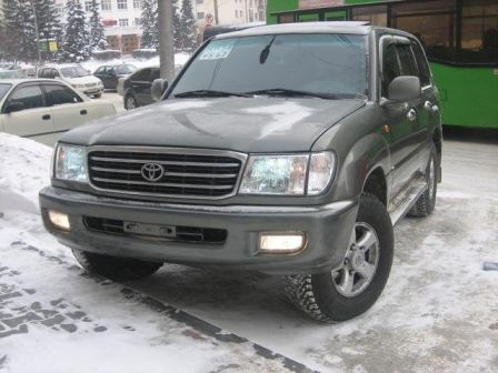 Toyota Land Cruiser 1998 - ����� ���������