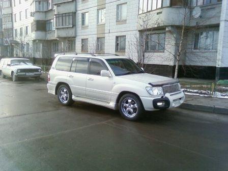 Toyota Land Cruiser 1999 - ����� ���������