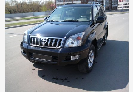 Toyota Land Cruiser Prado 2007 ����� ���������