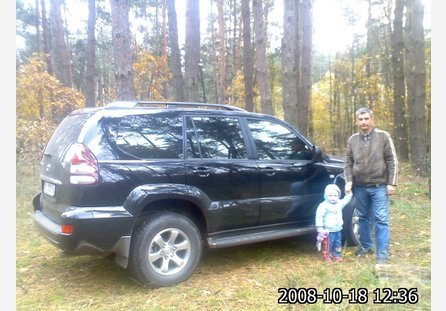 Toyota Land Cruiser Prado 2008 ����� ���������