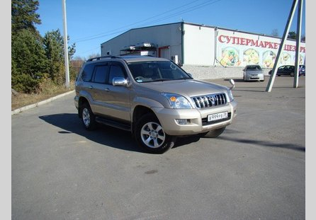 Toyota Land Cruiser Prado 2008 - ����� ���������