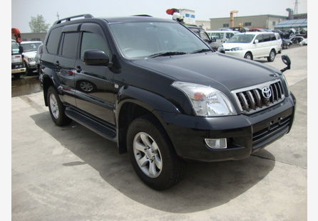 Toyota Land Cruiser Prado 2008 ����� ���������