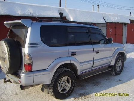Toyota Land Cruiser Prado 1997 - ����� ���������
