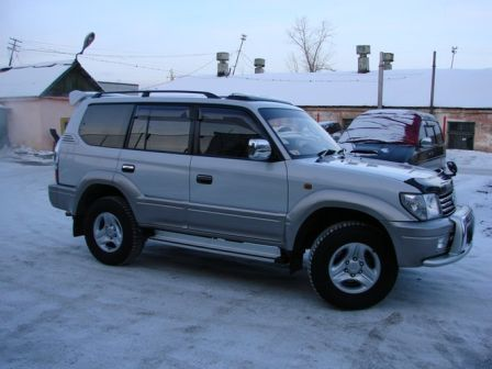 Toyota Land Cruiser Prado 2001 - ����� ���������