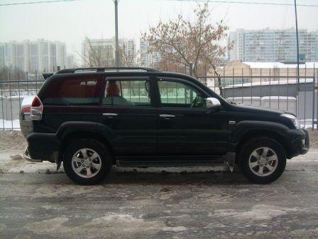 Toyota Land Cruiser Prado 2006 - отзыв владельца