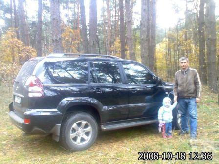 Toyota Land Cruiser Prado 2008 - ����� ���������