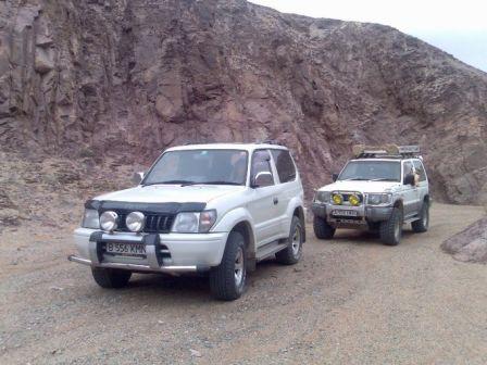 Toyota Land Cruiser Prado 1996 - ����� ���������