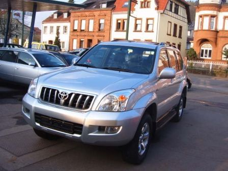Toyota Land Cruiser Prado 2004 - ����� ���������
