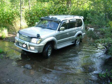 Toyota Land Cruiser Prado 1999 - ����� ���������