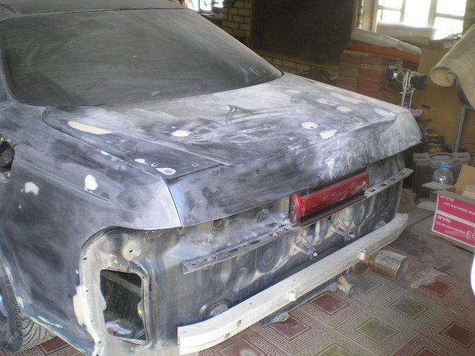 Toyota Mark II.