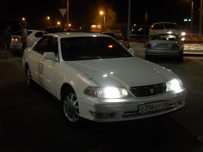 Toyota Mark II.