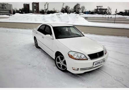 Toyota Mark II 2003 ����� ���������