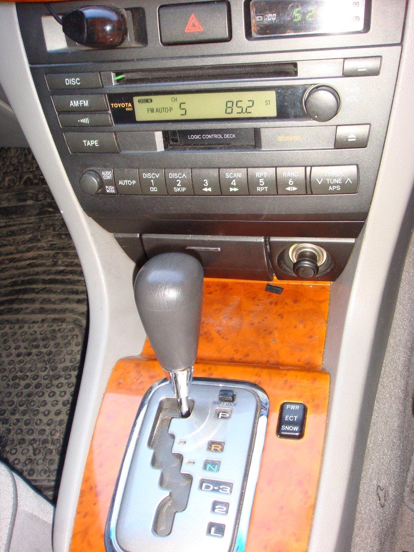 инструкция по эксплуатации панели управления автомобиля тойота марк 2 блит