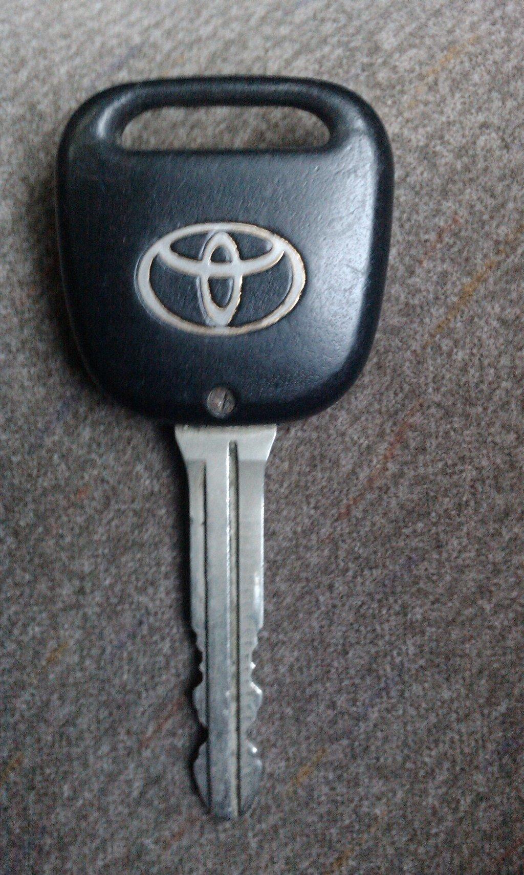 Потерял ключ с брелком от сигнализации 10