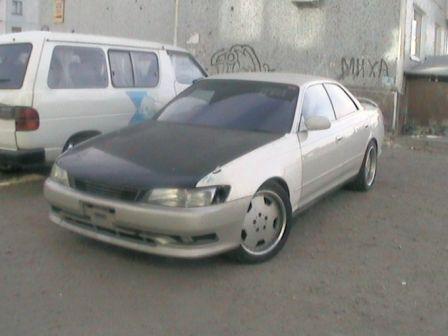 Toyota Mark II 1996 - ����� ���������
