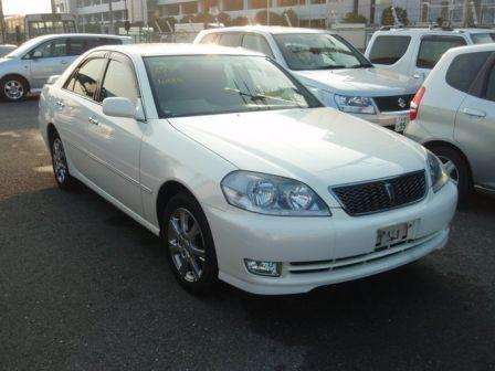 Toyota Mark II 2005 - ����� ���������