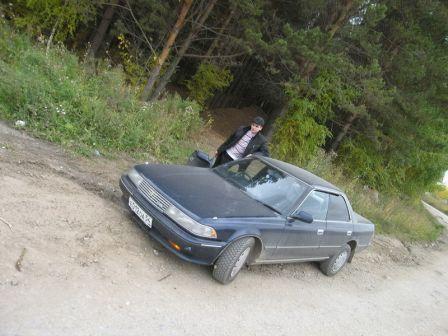 Toyota Mark II 1989 - ����� ���������