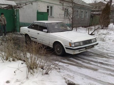 Toyota Mark II 1987 - ����� ���������