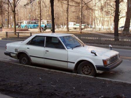 Toyota Mark II 1981 - отзыв владельца