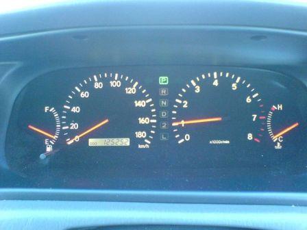 Toyota Mark II Wagon Qualis 1999 - ����� ���������