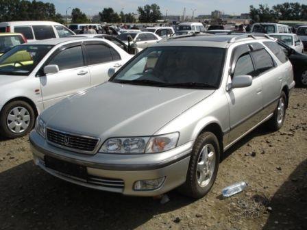 Toyota Mark II Wagon Qualis 2000 - ����� ���������