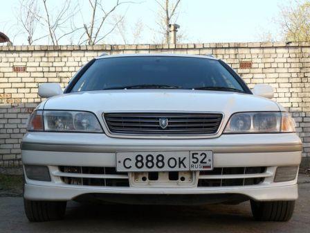 Toyota Mark II Wagon Qualis 1997 - отзыв владельца