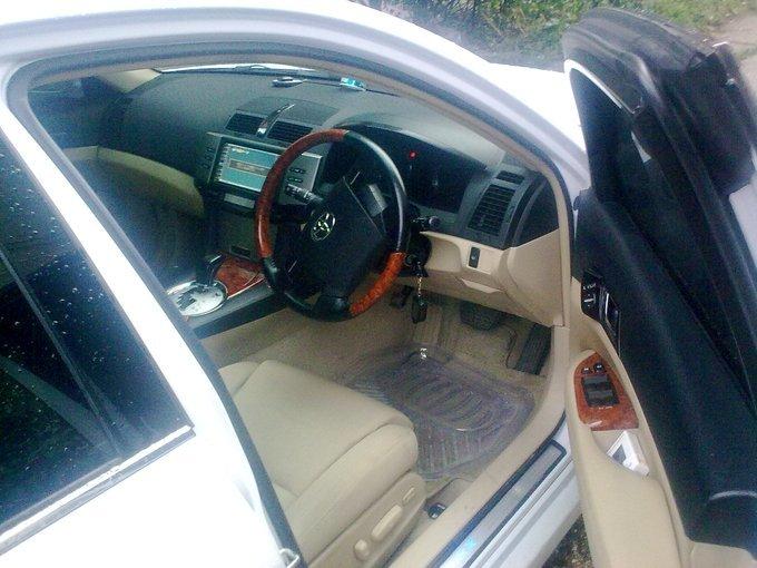 Toyota Mark X.