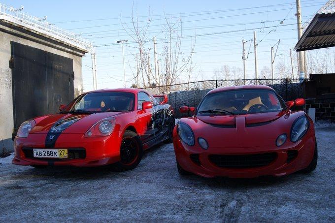 Toyota MR-S.