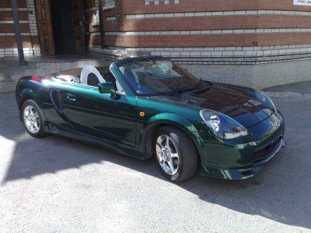 Toyota MR-S 2001 - ����� ���������