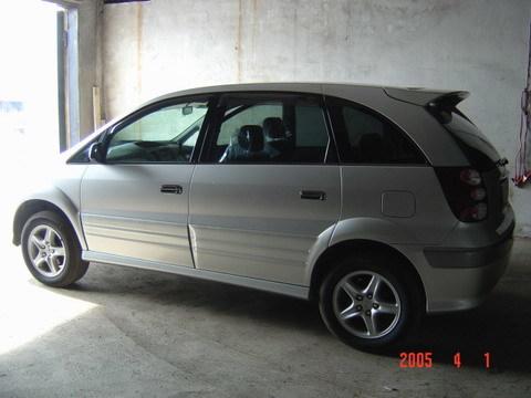 отзыв владельца.  Toyota Nadia 2000.