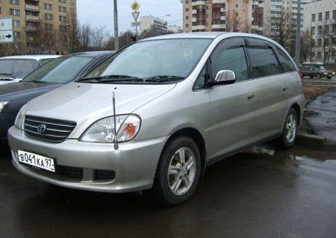 Toyota Nadia 1999 - ����� ���������