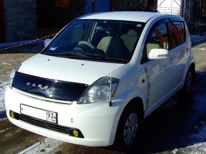 Toyota Passo.