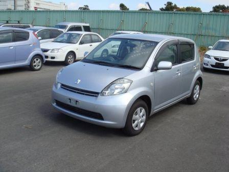 Toyota Passo 2004 - ����� ���������