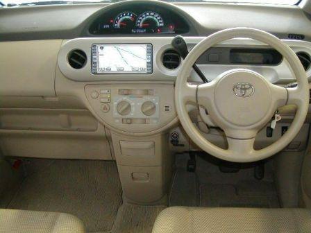 Toyota Porte 2005 - ����� ���������
