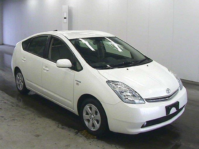 Toyota Prius.