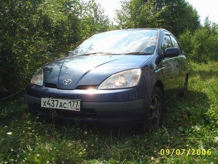 Toyota Prius 1998 - ����� ���������
