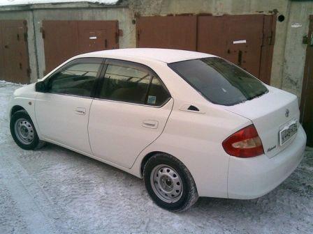 Toyota Prius 2001 - отзыв владельца