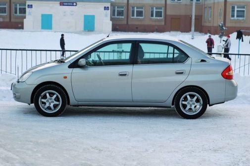 Toyota Prius 2002 - ����� ���������