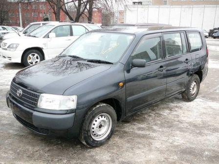 Toyota Probox 2002 - отзыв владельца