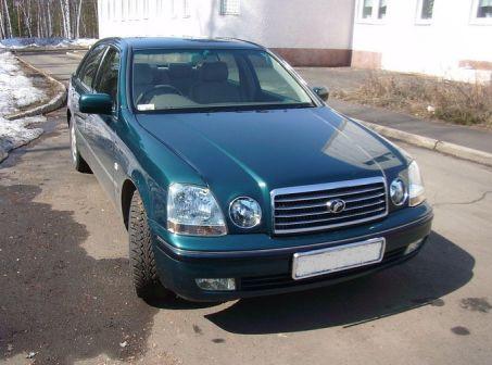 Toyota Progres 2001 - отзыв владельца