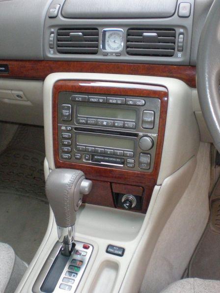 Toyota Progres 1999 - отзыв владельца