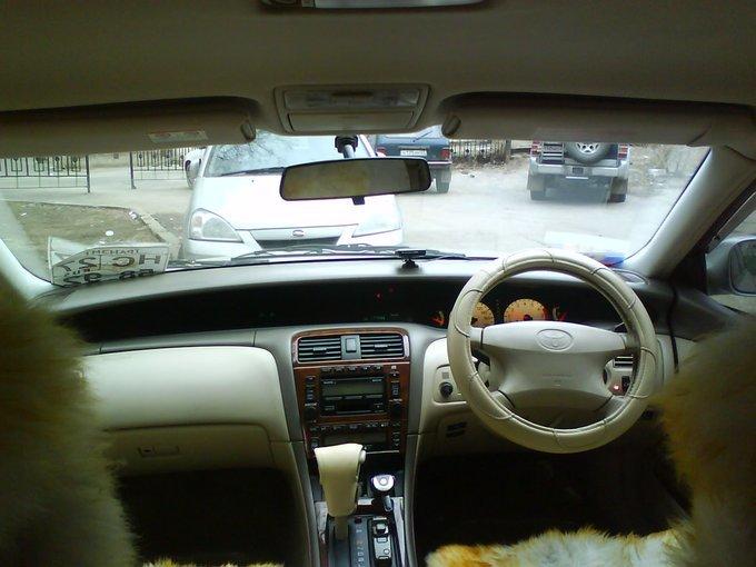 Toyota Pronard.