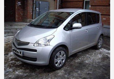 Toyota Ractis 2008 ����� ���������