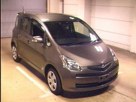Toyota Ractis 2005 - ����� ���������