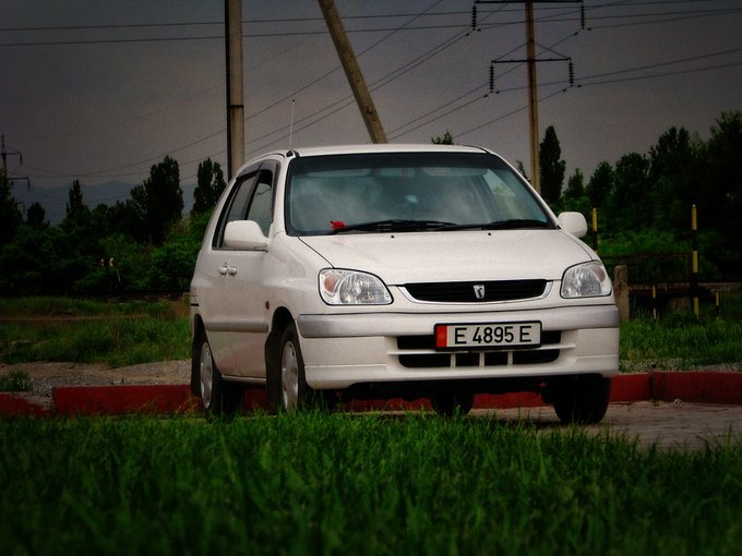 Toyota Raum.