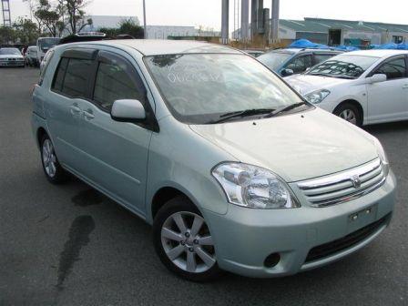 Toyota Raum 2003 - ����� ���������
