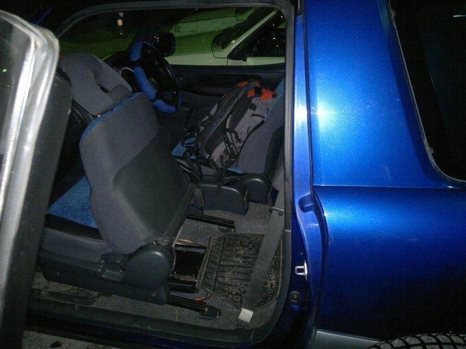 Toyota RAV4.