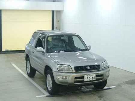 Toyota RAV4 2000 - ����� ���������