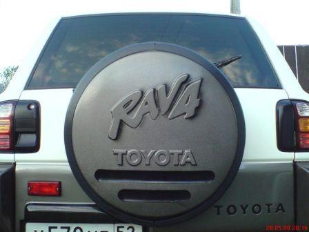 Toyota RAV4 1999 - отзыв владельца