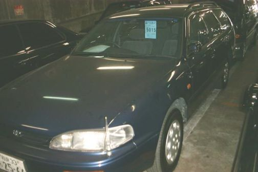 Toyota Scepter 1995 - отзыв владельца